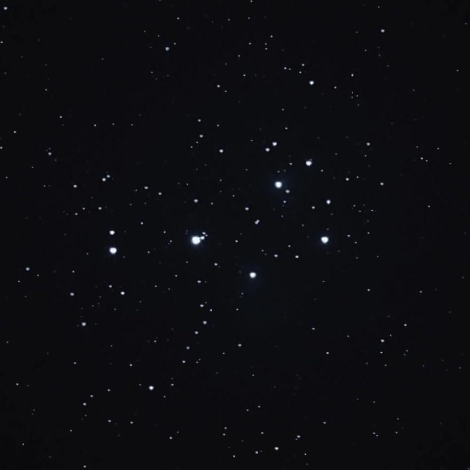 Гифы звездное небо, картинка