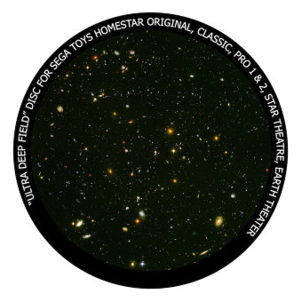 "Диск ""Ultra Deep Field"" для планетариев HomeStar"