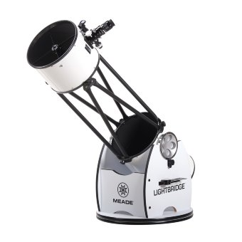 "Телескоп Meade 12"" f/5 LightBridge системы Трусс-Добсона, Deluxe"