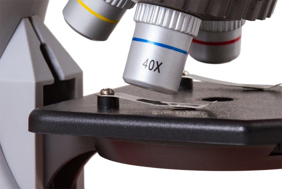 Купить Микроскоп bresser junior красный в интернет